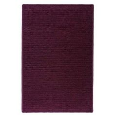 Simply Home Solids Corona Rug Size: Square 7' by Colonial Mills. $380.00. H116R084X084S Size: Square 7' Features: -Technique: Braided / Cablelock braid.-Material: 100pct Polypropylene.-Origin: United States.-Vibrant indoor / outdoor reversible rugs.-Perfect for kids rooms, play areas, or to just add a little spice to a room.-22'' x 34''.-27'' x 46''.-42'' x 66''.-5' x 7'.-6' x 9'.-8' x 10'.-9' x 12'.-11' x 14'.-2' x 5' runner.-2' x 7' runner.-2' x 9' runner.-2' x 11' runner.-3...