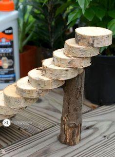 74 Easy DIY Fairy Garden And Furniture Design Ideas 69