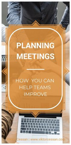 About a year ago I worked with a team that wanted to improve their planning meetings. As I observed this team, I noticed that they used their planning meeting for 5 other things. Business Entrepreneur, Business Tips, Online Business, Career Development, Personal Development, Leadership Tips, Thing 1, Business Organization, Career Change