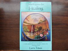 Meditations For Healing 1994 by Larry Moen Vintage