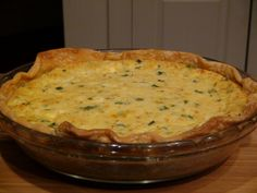 INCREDIBLY ADDICTIVE CRAB PIE with Pillsbury pie crust   She's Got Flavor This crab pie is definitely easy to make and requires just a few ingredients but MAN or MAN will it make you moan. I mean really this crab pie is sinful. It's a toe curling euphoric moment waiting to happen! Just thinking about it will put a smile on your face!