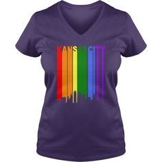 Kansas City Missouri Rainbow LGBT Gay Pride - Mens Organic T-Shirt  #gift #ideas #Popular #Everything #Videos #Shop #Animals #pets #Architecture #Art #Cars #motorcycles #Celebrities #DIY #crafts #Design #Education #Entertainment #Food #drink #Gardening #Geek #Hair #beauty #Health #fitness #History #Holidays #events #Home decor #Humor #Illustrations #posters #Kids #parenting #Men #Outdoors #Photography #Products #Quotes #Science #nature #Sports #Tattoos #Technology #Travel #Weddings #Women