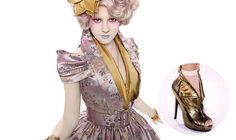 hunger games capitol fashion makeup - Google Search