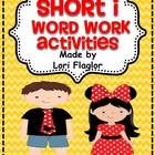This is for all you Mickey fans! This file is for the younger reader just learning about short i vowels. They will focus on identifying the sound i...