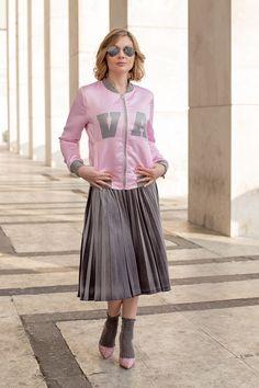 Bomber Personalizzato Outfit Fashion Blogger 6
