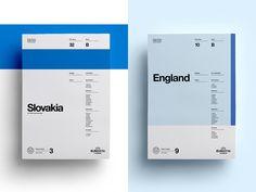 Finish on a high boys: Slovakia V England by  StudioJQ  #Design Popular #Dribbble #shots