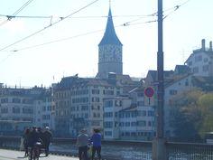 #Zurich_city_on_a_sunny_day#