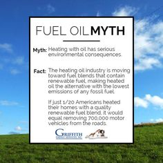 Don't be fooled by this common fuel oil myth. See other myths, debunked here: