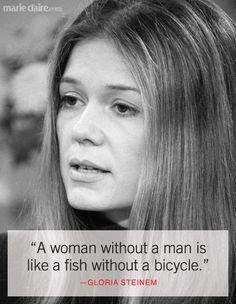 8 Times Gloria Steinem Said What Women Were Thinking