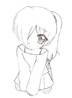 Image Result For Drawing Anime Female Cute First Time Drawing