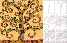 Art Projects for Kids: Search results for tree of life