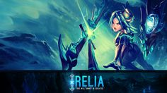 Frostblade Irelia Skin League of Legends champion wallpaper. Find more HD LoL desktop backgrounds in our wallpapers gallery. Lol League Of Legends, League Of Legends Video, Starcraft, League Of Legends Personajes, Character Art, Character Design, League Of Angels, Riot Points, Lol Champions