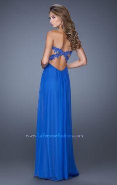La Femme 20042 Dress - MissesDressy.com