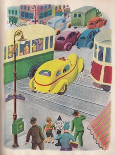 The Taxi that Hurried (1946)