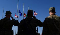 26 Oct. End of US & UK military Afghan campaign.
