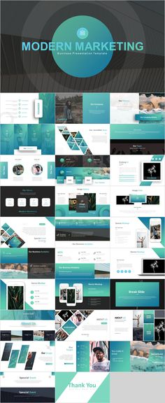 modern marketing PowerPoint template You are in the right place… – Design Modern Powerpoint Design, Powerpoint Design Templates, Professional Powerpoint Templates, Ppt Design, Slide Design, Marketing Presentation, Business Presentation Templates, Presentation Layout, Architectural Presentation