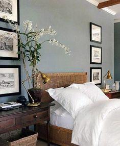 55 Ideas For Dark Wood Bedroom Furniture Benjamin Moore Dark Wood Bedroom Furniture, Furniture Decor, Cheap Furniture, Discount Furniture, Luxury Furniture, Painting Furniture, Furniture Outlet, Bedroom Paint Colors, Interior Paint Colors