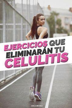 Ejercicios celulitis ✌