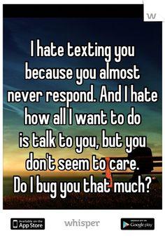 1000+ ideas about No Text Back on Pinterest | Text Back, Text Me ...