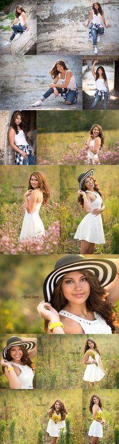 Jessica   Senior Poses   Senior Pictures   Class of 2015   Illinois Senior Photographer   Alyssa Layne Photography