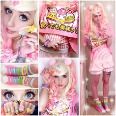 Alexa's Style Blog: Daily Style THIS girl IS just like a doll