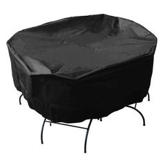 Online shopping top rated Round Patio Set Cover by Mr. Bar-B-Q Plastic Patio Furniture, Patio Furniture Covers, Patio Furniture Sets, Garden Furniture, Patio Dining, Patio Table, Patio Store, Storage Room Organization, Bar B Q