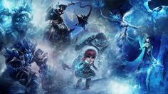 League of Legends Frozen Skin 2e