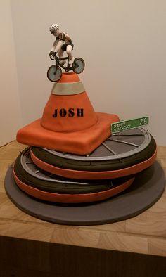 cycling cake!!