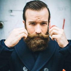 Jeff (@buon_buon) Buoncristiano lent his his #beard and his wardrobe to @urban_beardsman for a style profile that'll get you guys (and maybe some of the gals) a head start on prepping for the Fall. #beards #beardlife #beardbrand #urbanbeardsman.
