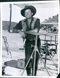 Errol Flynn on the set. #ErrolFlynn (Forever Flynn)