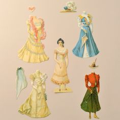 The Bride Dress-up Doll