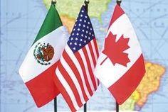 Países del TLCAN se reunirán nuevamente el 1 de septiembre