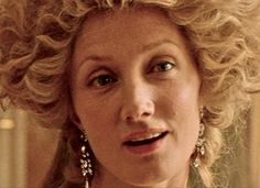 "Joely Richardson as Marie Antoinette in the 2001 film ""The Affair of the Necklace""."