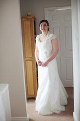 Amanda Wyatt Felicia Wedding Dress - 1