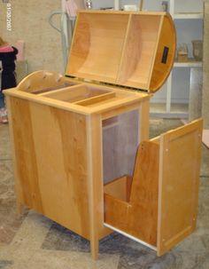 Saddle rack by FABcustoms on Etsy, $850.00