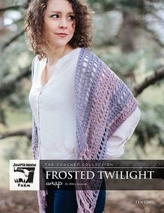 Ravelry: Frosted Twilight pattern by The Firefly Hook