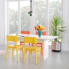 Cadeiras e mesa Tok&Stok