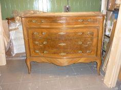 cassettone stile luigi xv metà 900 dopo il restauro | furniture ...