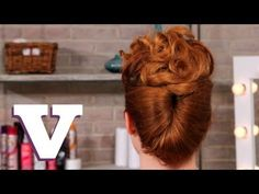 ▶ Modern 1950s Poodle Hair: Hair With Hollie S05E6/8 - YouTube