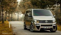 Cars Tuning Music: Volkswagen Multivan V. Vw Bus, Vw Camper, Campers, Ferdinand Porsche, T5 Tuning, Caravelle T5, Volkswagen Transporter T4, Mazda, A Team Van