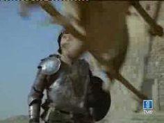 El famosos episodio de los Molinos: Don Quijote de la mancha