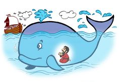 Jonah Bible, Jonah And The Whale, Big Fish, Bible Art, Google Images, Smurfs, Activities For Kids, Disney Characters, Fictional Characters