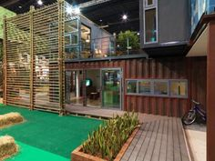 Shipping Container Homes - Cargo Container Houses - Good Housekeeping