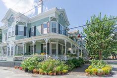 Visiter Savannah Georgie - maison victorienne