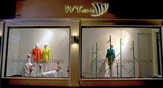 IVY MODA window display by PHAMQUANGDUC, Hanoi – Vietnam