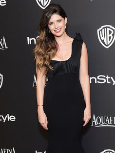 Watch InStyle Contributor Katherine Schwarzenegger's Red Carpet Coverage from the InStyle Golden Globes After-Party Celebrity Bodies, Celebrity Style, Golden Globe Award Winners, Katherine Schwarzenegger, Golden Globes After Party, Height And Weight, Female Portrait, Body Measurements, Eye Color