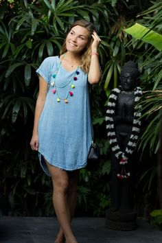Anna-Laura Kummer Outfit in Bali