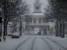 The Market House, Fayetteville, NC