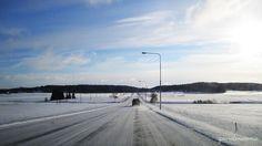 Skiing at Meriteijo, Finland. | qandvictoria.wordpress.com