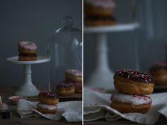 hannukah doughnuts receipe on cafe-veyafe.com
